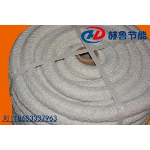 陶瓷纤维绳,硅酸铝纤维绳,硅酸铝陶瓷纤维绳