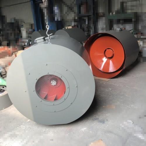 双风筒 电机叶轮内置 电机散热用强冷风机 HL450离心风机