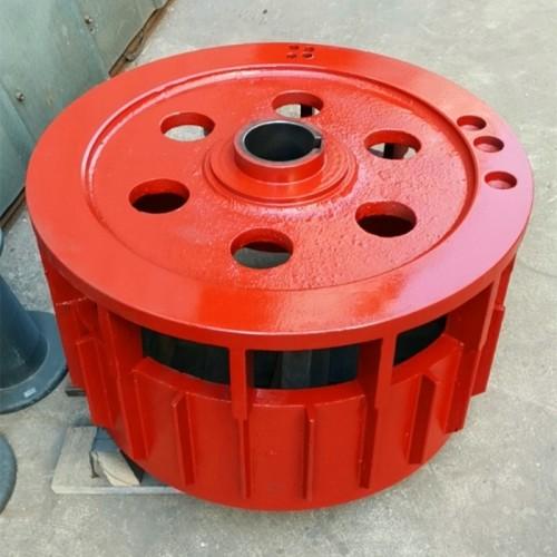 YCT250电枢 调速电机配件 电磁调速电机电枢 衡水永动