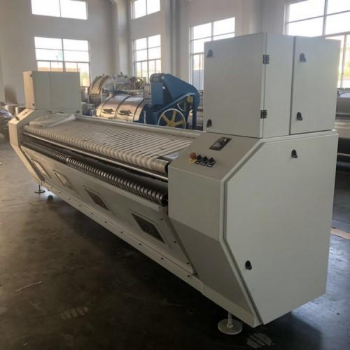 床单被套熨烫送布机 工业自动送布机 洗衣房送布设备