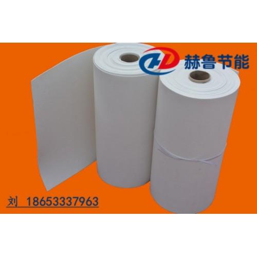 热弯玻璃用陶瓷纤维纸,耐高温轻薄隔热纸,热弯玻璃隔热纸