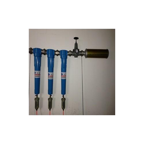 压风管道过滤器 压风系统不锈钢过滤器 20人专用