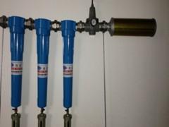 矿井汽水分离过滤器 煤矿避难硐室压风系统过滤器