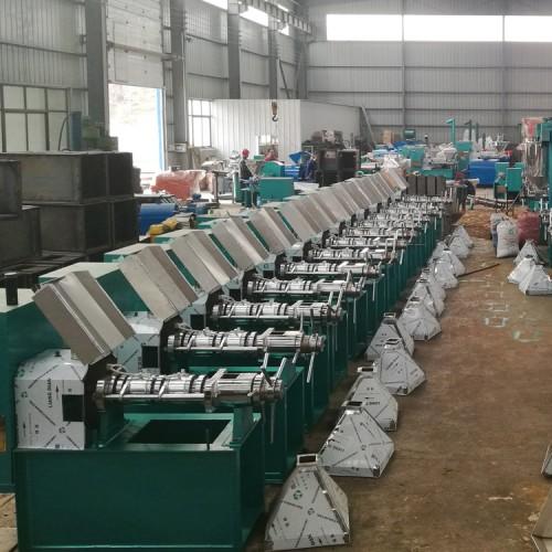 100型商用大豆榨油机厂家