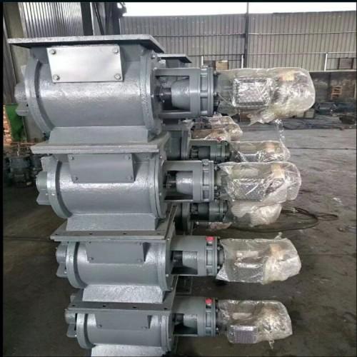 YJD-HG型星型卸料器减速器针纶摆线法兰制作工艺