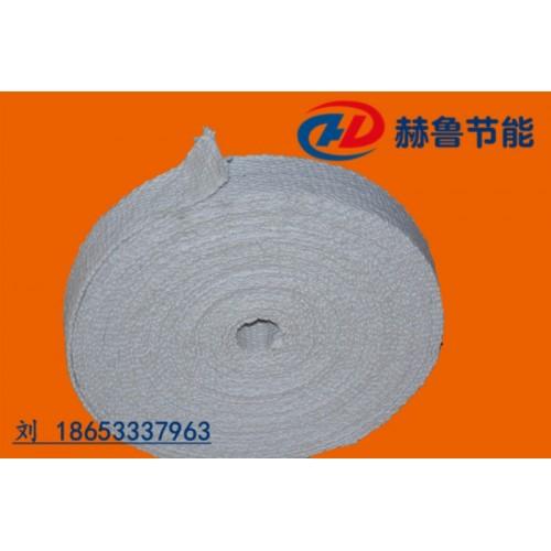 钢丝加强陶瓷纤维带,不锈钢钢丝增强陶瓷纤维带