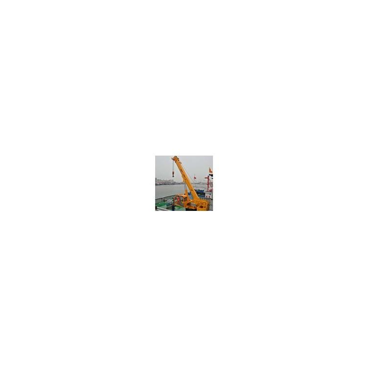 江西南昌装卸式船吊哪家好「通之宇机械」小型船吊-以诚相待