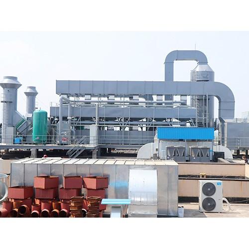 贵州贵阳RCO蓄热式催化燃烧设备-「卓艺环保」吸附脱附设备