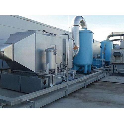 北京废气处理设备-「卓艺环保」VOC废气设备*行业制造