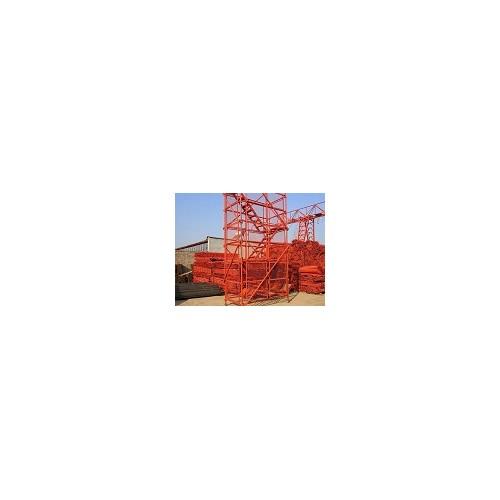 湖北武汉安全爬梯「中天众联」安全梯笼@优良设计
