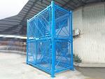 兰州箱式安全梯笼「文鹏建筑」施工箱式安全梯笼&优良设计