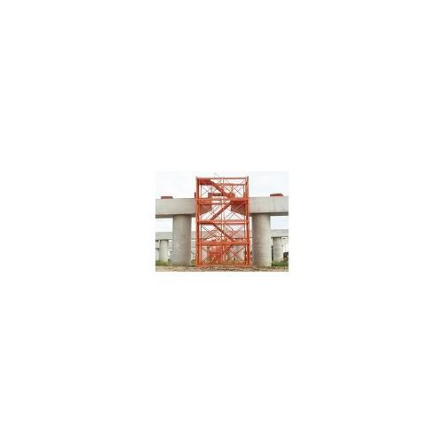 甘肃兰州施工箱式安全梯笼「文鹏建筑」箱式安全梯笼&制造用心