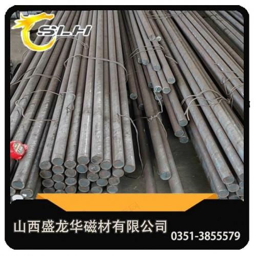 太钢 电磁铁芯纯铁DT4 纯铁棒材 纯铁圆钢