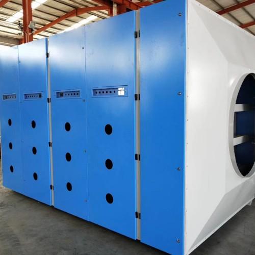 铸造蜡染车间有机废气等离子光氧一体机选型依据参数报价