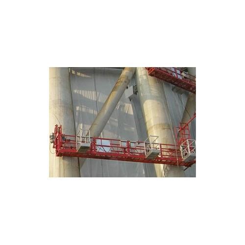 北京外墙施工吊篮-「朗坤建筑」高空作业吊篮~行业制造