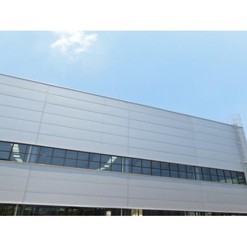 三合美聚氨酯夹芯板厂家,厂家直销聚氨酯外墙保温板