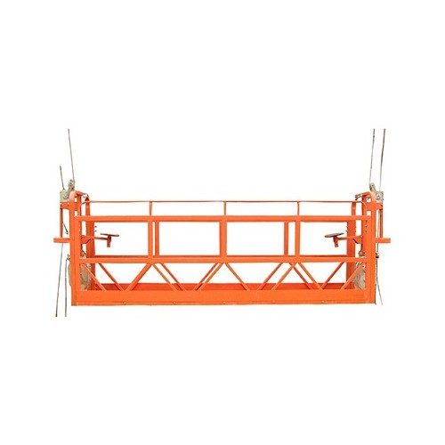 宁夏银川高空吊篮-「恒建机械」镀锌电动吊篮 多少钱