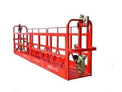 江苏南京电动高空吊篮-「恒建机械」镀锌吊篮|怎么样