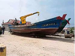 贵州贵阳船吊出售「通之宇机械」小型船吊-源头直发