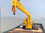 浙江杭州货船吊机求购「通之宇机械」小型船吊-诚信经营