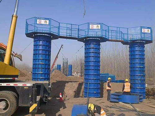 陕西西安圆柱作业平台-「弘旭建筑」塔吊施工平台|怎么样