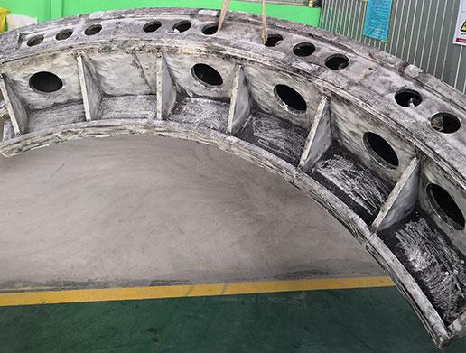 湖南铝铸件加工企业_鑫宇达公司_承接定制清扫口